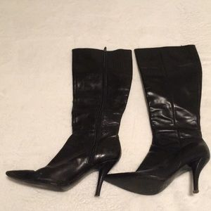 Nine West Tall Boots, Size 8